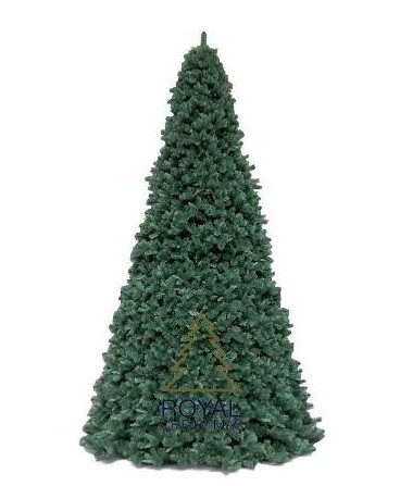 Ель Giant Trees Hook-ON PVC/PVC - 370см