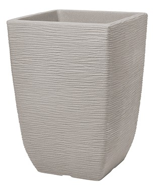 Кашпо Keter Котсуолд XL, Cotswold Planter Tall Square, 36L